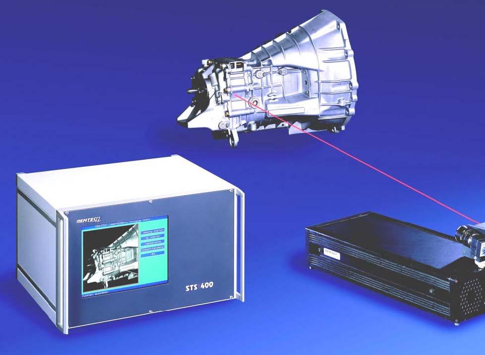Hier sehen Sie ein Bild des STS 400 Dichtheitsprüfsystem von Gemtec