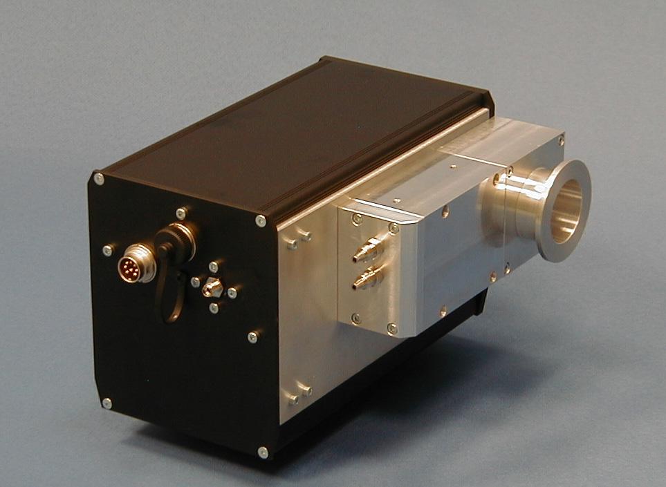 Dichtheitsprüfsystem der Baureihe NID 200 V von Gemtec für den Nachweis von Stickstoff (N2)